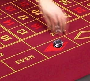 Roulette rood inzetten