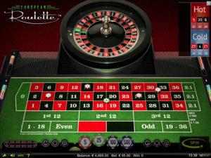 Netent roulette spelen